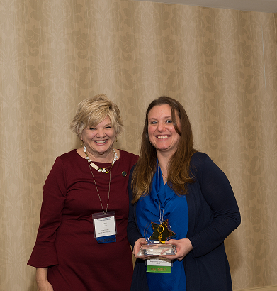 Dr. Shannon Grimsley - 2019 Rising Star Award - Pre-K12